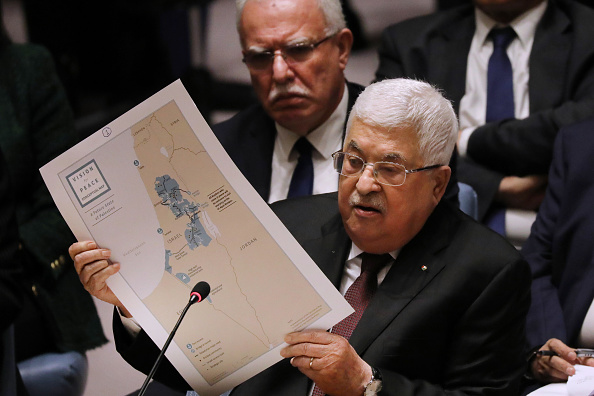 Palestine「Palestinian President Abbas Goes To United Nations To Address Trump's Peace Plan」:写真・画像(19)[壁紙.com]