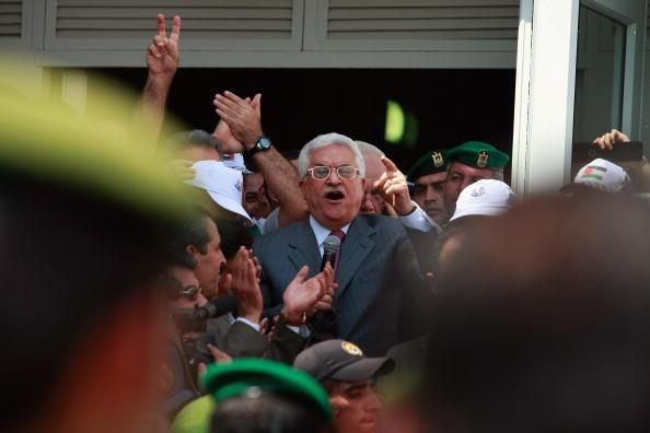 West Bank「Israel Releases Palestinian Prisoners In Goodwill Gesture」:写真・画像(10)[壁紙.com]