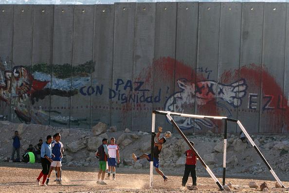 West Bank「West Bank Barrier」:写真・画像(4)[壁紙.com]