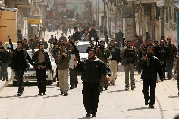 Gaza Strip「Fatah And Hamas Seek Coalition Among Clashes」:写真・画像(18)[壁紙.com]
