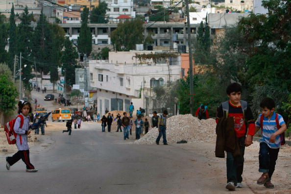 West Bank「Humanitarian Aid Groups Tackle Palestinian Water Crisis」:写真・画像(5)[壁紙.com]