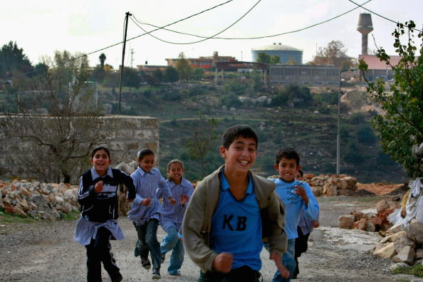 West Bank「Mobile Clinics Bring Health Care To Isolated Palestinians」:写真・画像(4)[壁紙.com]
