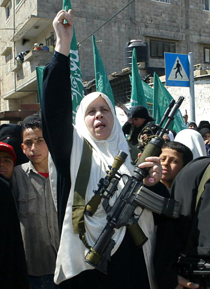 Gaza Strip「Campaigning Starts For Legislative Elections」:写真・画像(4)[壁紙.com]