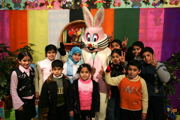 Mickey Mouse「Hamas Creates New TV Mascot, Assud The Bunny」:写真・画像(18)[壁紙.com]