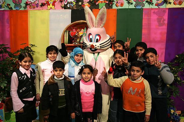 Hamas Creates New TV Mascot, Assud The Bunny:ニュース(壁紙.com)