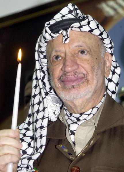 Lighting Equipment「Arafat Holds Christmas Celebration At Headquarters」:写真・画像(9)[壁紙.com]