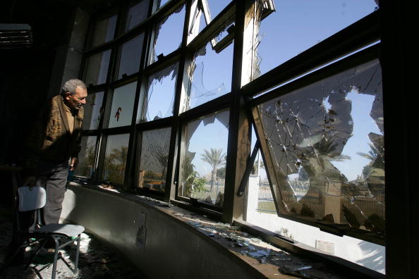 Gaza Strip「American School Attack Aftermath」:写真・画像(3)[壁紙.com]
