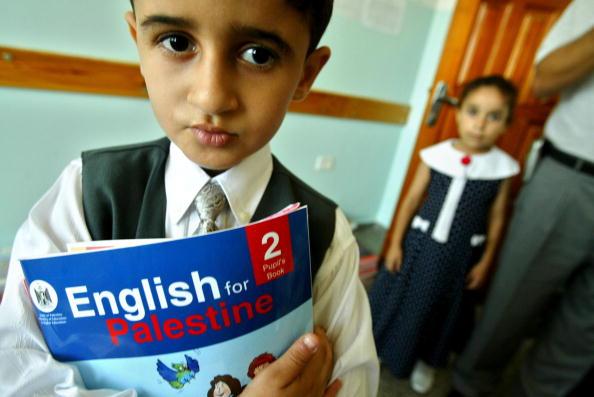 First Day Of School「Palestinian Students Begin New School Year」:写真・画像(16)[壁紙.com]
