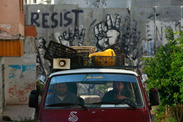 West Bank「Humanitarian Aid Groups Tackle Palestinian Water Crisis」:写真・画像(9)[壁紙.com]