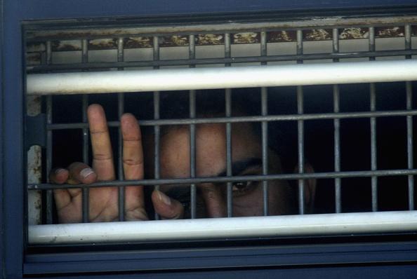 Prisoner「Palestinian Prisoners Start Hunger Strike In Israeli Jails」:写真・画像(12)[壁紙.com]