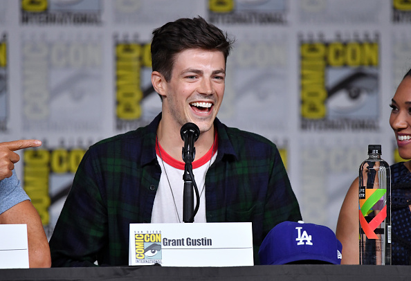 "Comic con「Comic-Con International 2018 - ""The Flash"" Special Video Presentation And Q&A」:写真・画像(4)[壁紙.com]"