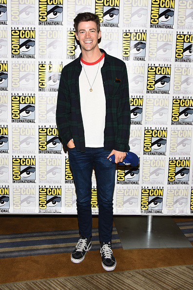 "Comic con「Comic-Con International 2018 - ""The Flash"" Press Line」:写真・画像(13)[壁紙.com]"
