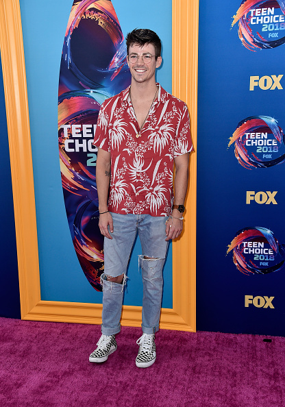 Fox Photos「FOX's Teen Choice Awards 2018 - Arrivals」:写真・画像(12)[壁紙.com]