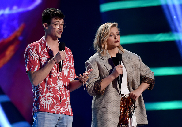 Fox Photos「FOX's Teen Choice Awards 2018 - Show」:写真・画像(13)[壁紙.com]