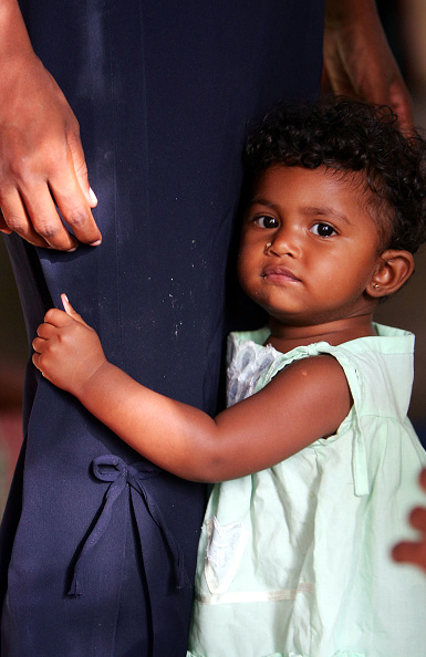 Sri Lankan Ethnicity「Aid Is Distributed To Survivors Of The Tsunami In Sri Lanka」:写真・画像(7)[壁紙.com]