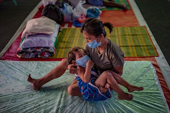 Homelessness「Northern Philippines Under Lockdown As The Coronavirus Continue To Spread」:写真・画像(19)[壁紙.com]