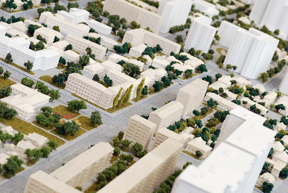 Architecture「Property modelling at MIPIM, Cannes, France, 2009」:写真・画像(15)[壁紙.com]