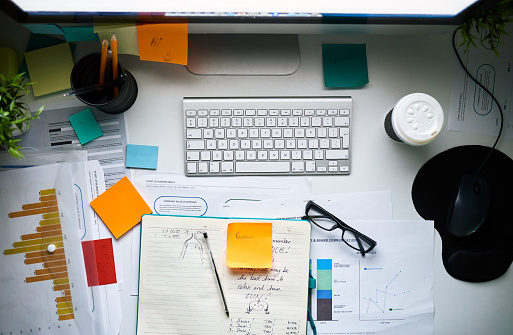 Pen「The designers desk」:スマホ壁紙(11)