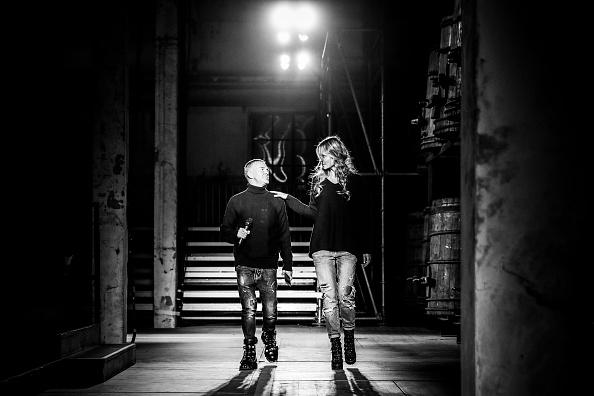 Sasha「Dsquared2 - Backstage - Milan Men's Fashion Week Fall/Winter 2017/18」:写真・画像(19)[壁紙.com]