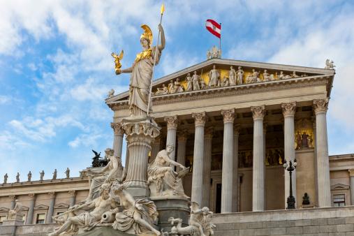 Austria「Austrian Parliament Building, Wien」:スマホ壁紙(11)