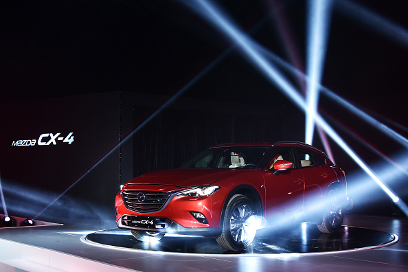 Mazda「Mazda at Pre-Event For Beijing Motor Show - Auto China」:写真・画像(7)[壁紙.com]