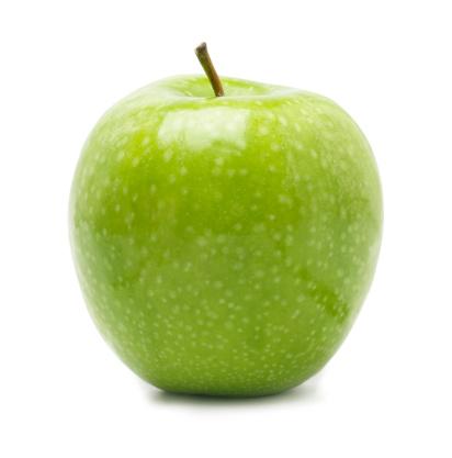 リンゴ「グラニースミス」:スマホ壁紙(17)
