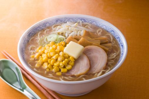 Miso Ramen「Sapporo Ramen」:スマホ壁紙(2)