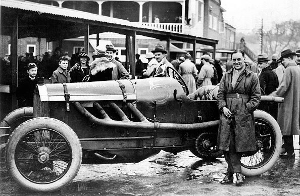 Sir Malcolm Campbell「1912 Lorraine Dietrich Blue Bird At Brooklands With Malcolm Campbell. Creator: Unknown.」:写真・画像(12)[壁紙.com]