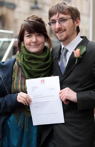 Heterosexual Couple「Couple Challenge Legal Ban On Civil Partnerships For The Hetrosexual」:写真・画像(1)[壁紙.com]