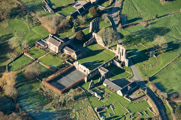 Rustic「Croxden Abbey」:写真・画像(19)[壁紙.com]