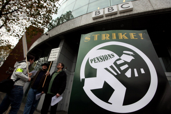 Corporate Business「BBC Journalists Strike Over Pensions」:写真・画像(11)[壁紙.com]