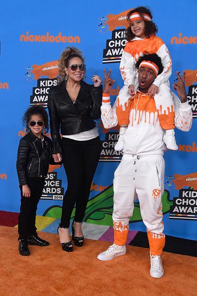 キッズ・チョイス・アワード「Nickelodeon's 2018 Kids' Choice Awards - Arrivals」:写真・画像(3)[壁紙.com]