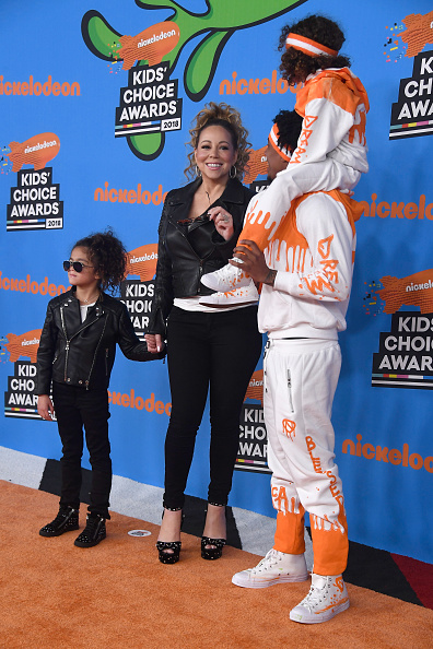 Kids Choice Awards「Nickelodeon's 2018 Kids' Choice Awards - Arrivals」:写真・画像(2)[壁紙.com]
