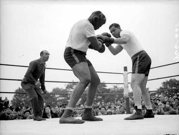 Boxer Joe Louis「Boxing Match」:写真・画像(11)[壁紙.com]
