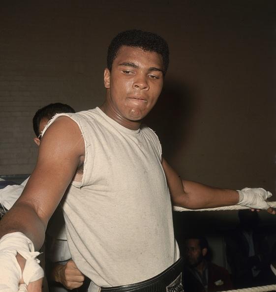 Mohammed Ali「In The Ring」:写真・画像(16)[壁紙.com]