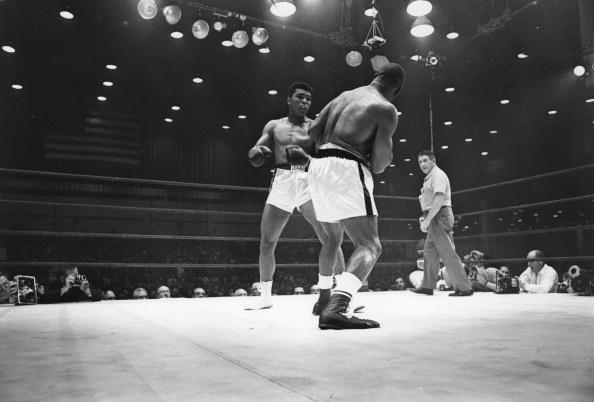 Mohammed Ali「Clay Liston Title Fight」:写真・画像(14)[壁紙.com]