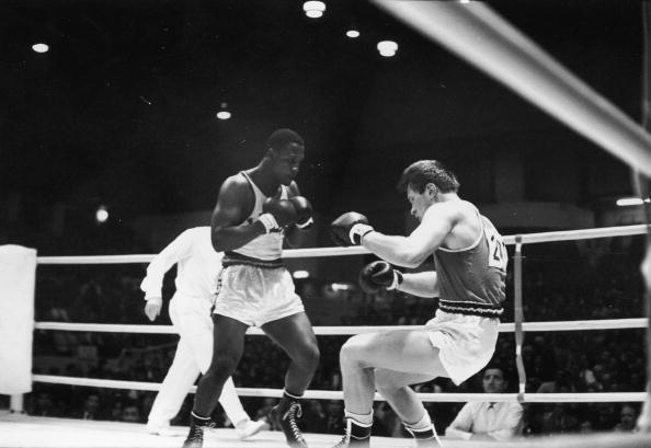 オリンピック「Frazier Fight」:写真・画像(8)[壁紙.com]