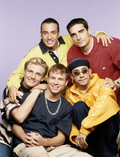 Photo Shoot「Backstreet Boys」:写真・画像(8)[壁紙.com]