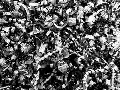 Shavings「Scrap Metal. Color Image」:スマホ壁紙(8)
