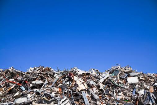 E-Waste「Scrap metal and iron # 29 XXXL」:スマホ壁紙(10)