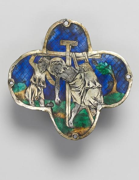 Circa 14th Century「Quatrilobed Plaque: The Descent From The Cross」:写真・画像(16)[壁紙.com]