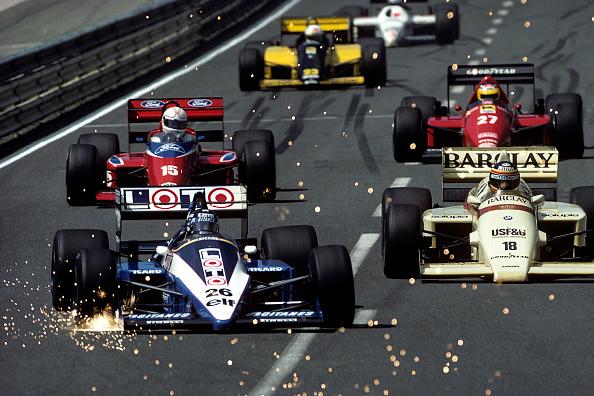 2015年「Jacques Laffite, Grand Prix of Belgium」:写真・画像(4)[壁紙.com]