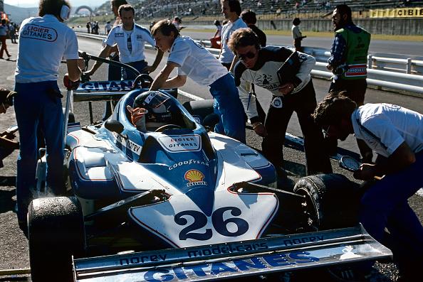 Mechanic「Jacques Laffite, Grand Prix Of Japan」:写真・画像(2)[壁紙.com]
