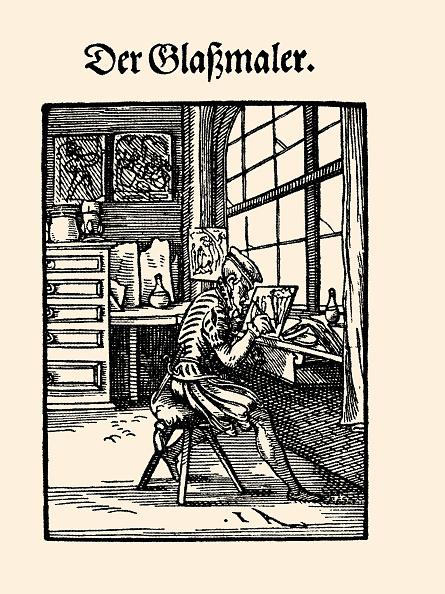 Glass - Material「Professions - Glas Painter. Etching By Jost Amman. From: Hans Sachs Und Jost Amman. Eygentliche Beschreibung Aller Staende Auff Erden . Frankfurt Am Main 1568.」:写真・画像(15)[壁紙.com]