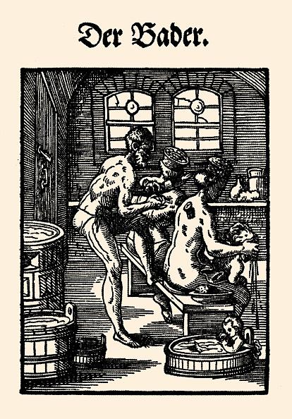 Recovery「Professions - Barber-Surgeon. Etching By Jost Amman. From: Hans Sachs Und Jost Amman. Eygentliche Beschreibung Aller Staende Auff Erden . Frankfurt Am Main 1568.」:写真・画像(18)[壁紙.com]