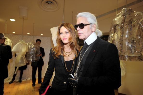 Vanessa Paradis「Chanel Tokyo Ephemeral Boutique Opening Reception 」:写真・画像(19)[壁紙.com]