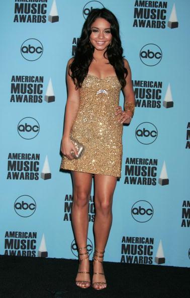 Metallic Shoe「2007 American Music Awards - Press Room」:写真・画像(17)[壁紙.com]