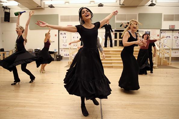 ヴァネッサ・ハジェンズ「'Gigi' Broadway Press Preview」:写真・画像(12)[壁紙.com]
