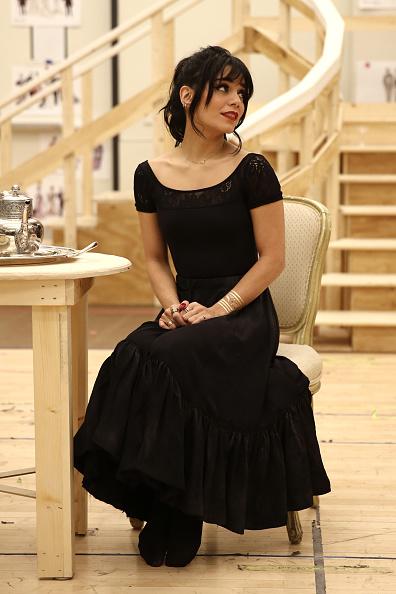 ヴァネッサ・ハジェンズ「'Gigi' Broadway Press Preview」:写真・画像(13)[壁紙.com]