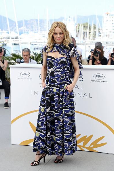 """Vanessa Paradis「""""Knife + Heart (Un Couteau Dans Le Coeur)"""" Photocall - The 71st Annual Cannes Film Festival」:写真・画像(8)[壁紙.com]"""